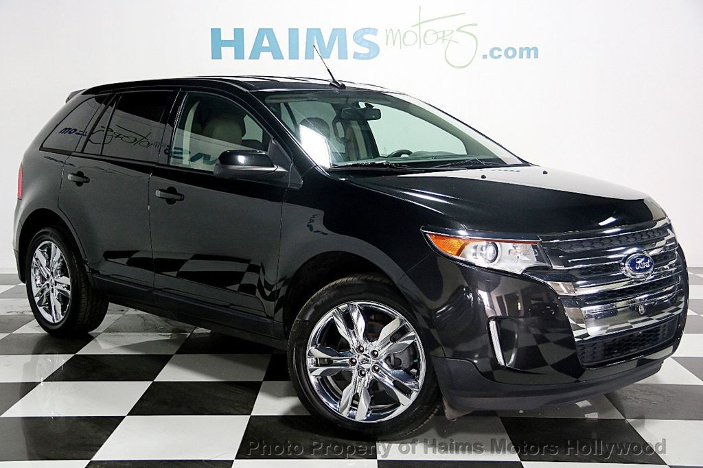 2013 Ford Edge 4dr SEL FWD - 17521486 - 3