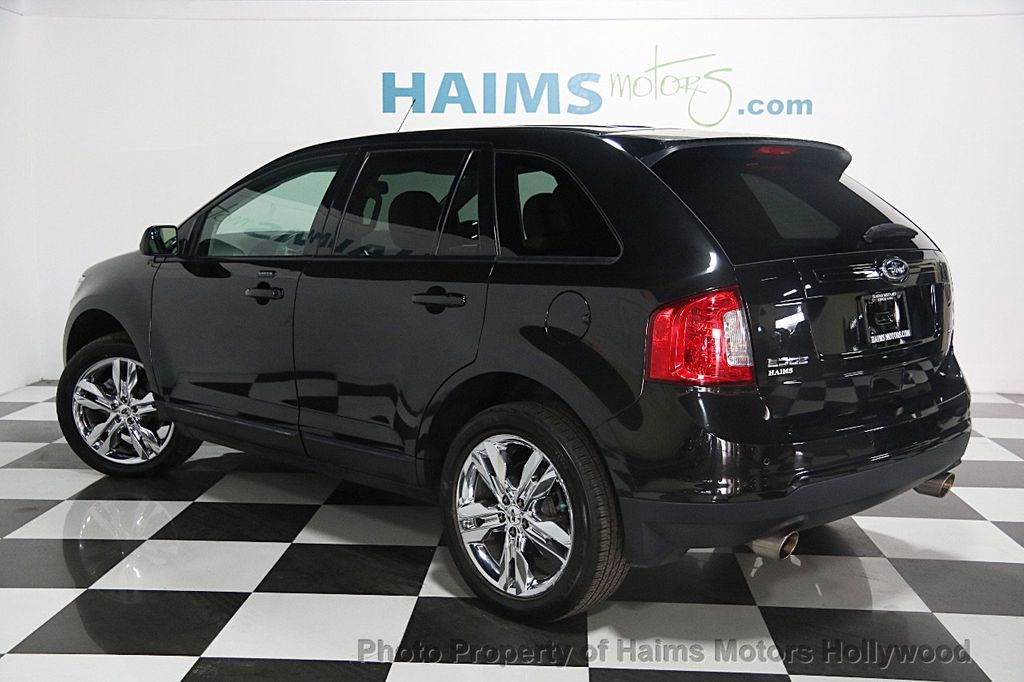 2013 Ford Edge 4dr SEL FWD - 17521486 - 5