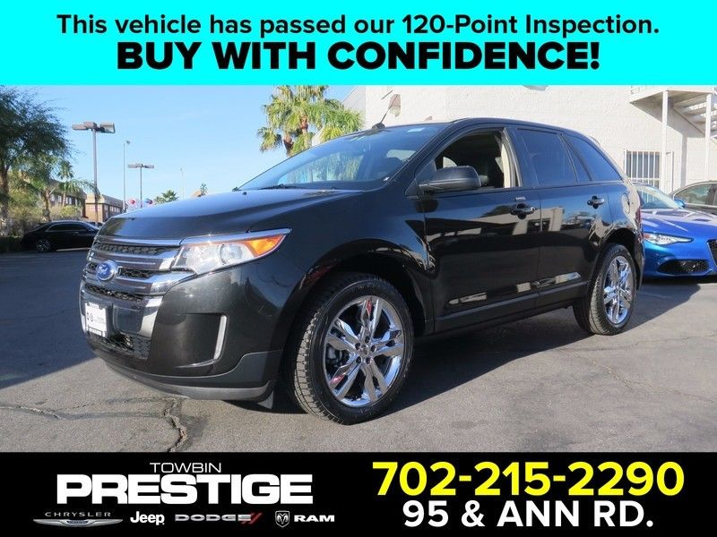 2013 Ford Edge 4dr SEL FWD - 17108736 - 0