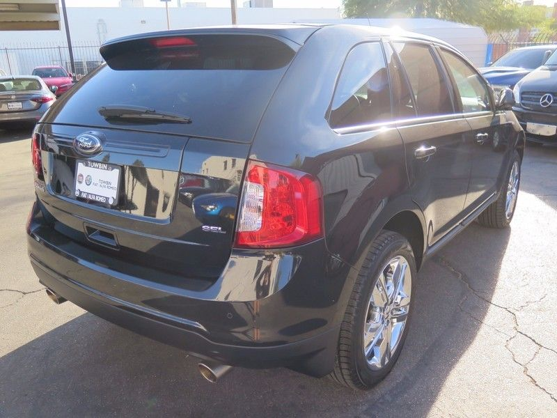 2013 Ford Edge 4dr SEL FWD - 17108736 - 12