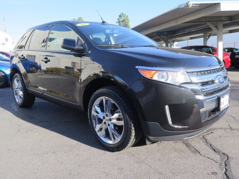 2013 Ford Edge 4dr SEL FWD - 17108736 - 2