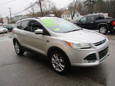 2013 Ford Escape 4WD 4dr SEL - Click to see full-size photo viewer