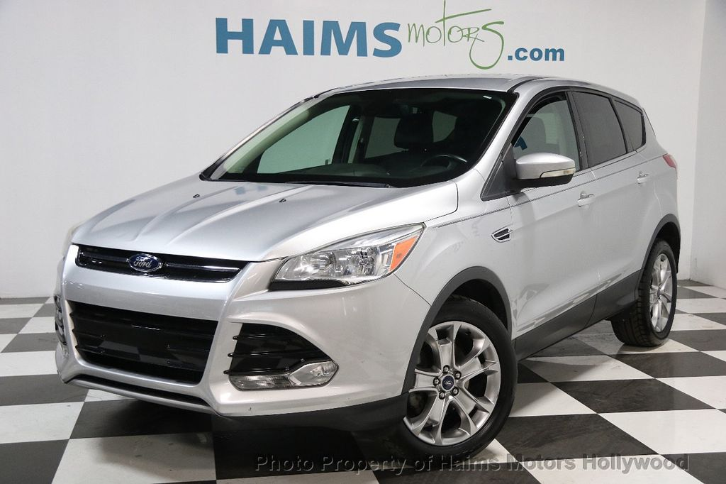 2013 used ford escape fwd 4dr sel at haims motors serving fort lauderdale hollywood miami fl. Black Bedroom Furniture Sets. Home Design Ideas