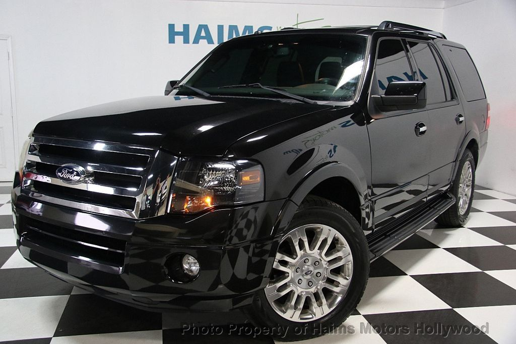Ford Dealership Fort Lauderdale >> 2013 Used Ford Expedition 2WD 4dr Limited at Haims Motors Serving Fort Lauderdale, Hollywood ...