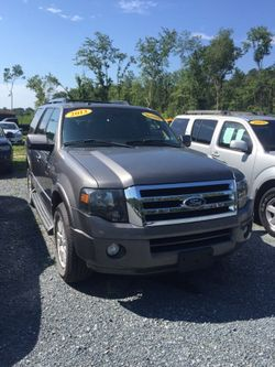 2013 Ford Expedition - 1FMJU1K50DEF27452