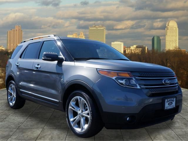 2013 Ford Explorer 4WD 4dr Limited - 11851675 - 0