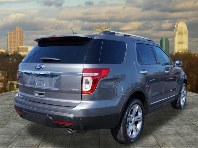 2013 Ford Explorer 4WD 4dr Limited - 11851675 - 1