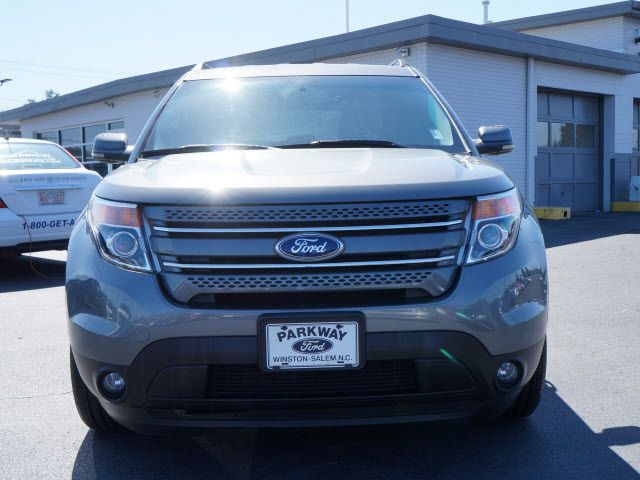 2013 Ford Explorer 4WD 4dr Limited - 11851675 - 19