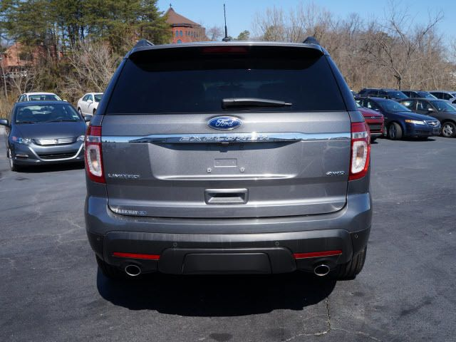 2013 Ford Explorer 4WD 4dr Limited - 11851675 - 20