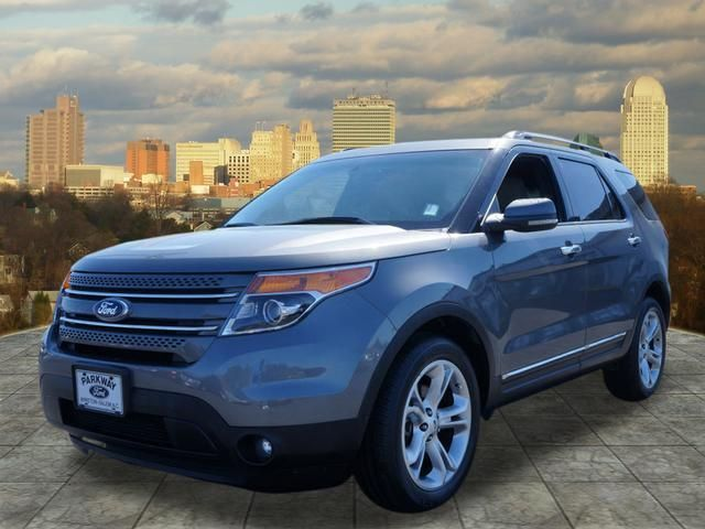2013 Ford Explorer 4WD 4dr Limited - 11851675 - 3