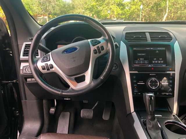 2013 Ford Explorer 4WD 4dr Sport - Click to see full-size photo viewer