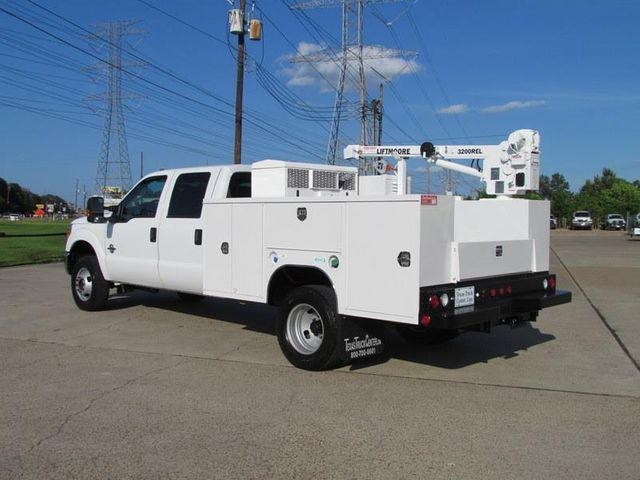 2013 Ford F350 Mechanics Service Truck 4x4 - 11724456 - 12