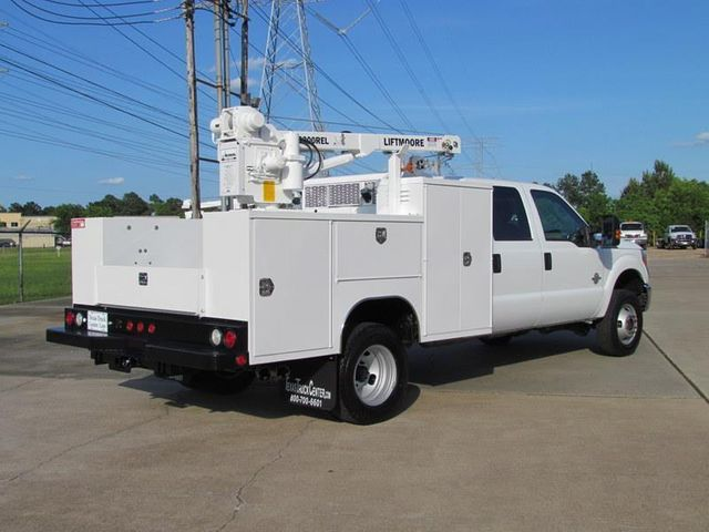 2013 Ford F350 Mechanics Service Truck 4x4 - 11724456 - 14