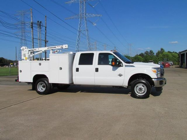 2013 Ford F350 Mechanics Service Truck 4x4 - 11724456 - 1