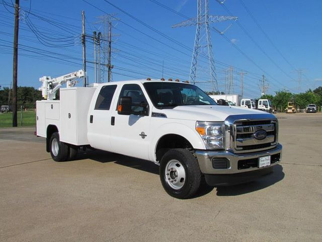 2013 Ford F350 Mechanics Service Truck 4x4 - 11724456 - 2