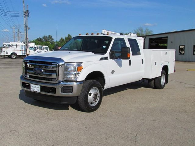 2013 Ford F350 Mechanics Service Truck 4x4 - 11724456 - 4