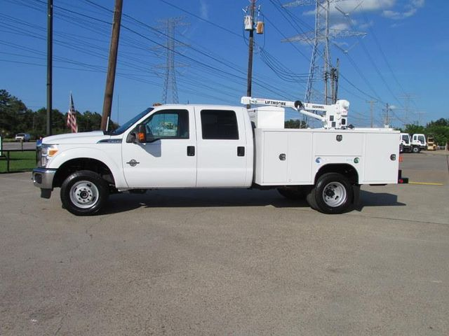 2013 Ford F350 Mechanics Service Truck 4x4 - 11724456 - 5