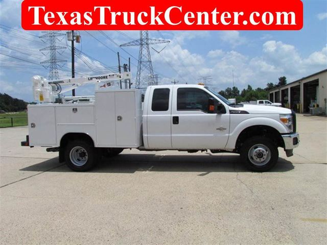 2013 Ford F350 Mechanics Service Truck 4x4 - 11886165 - 0