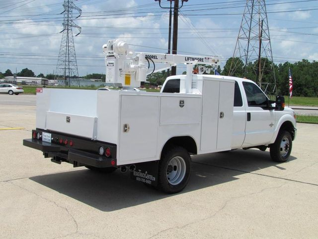 2013 Ford F350 Mechanics Service Truck 4x4 - 11886165 - 10