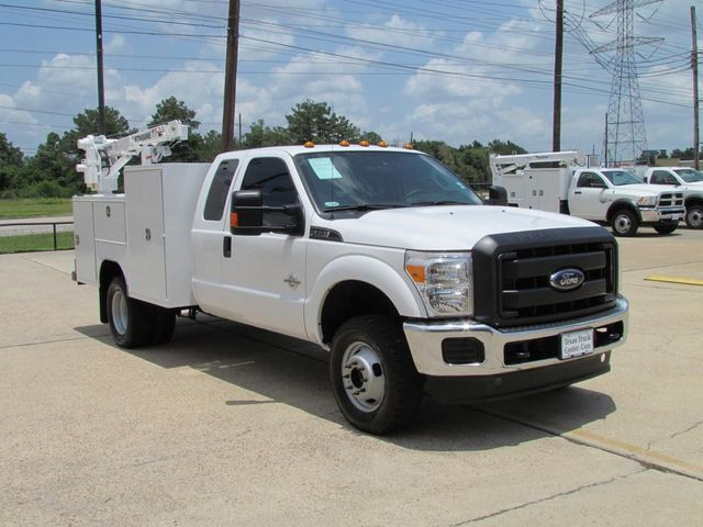 2013 Ford F350 Mechanics Service Truck 4x4 - 11886165 - 1