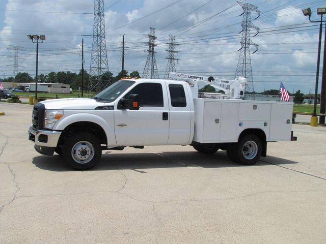 2013 Ford F350 Mechanics Service Truck 4x4 - 11886165 - 3