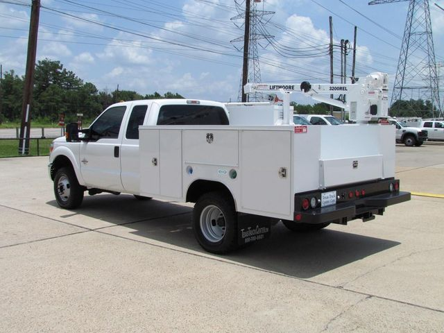 2013 Ford F350 Mechanics Service Truck 4x4 - 11886165 - 6