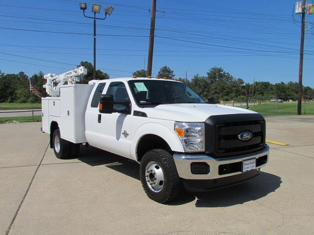2013 Ford F350 Mechanics Service Truck 4x4 - 11921427 - 2