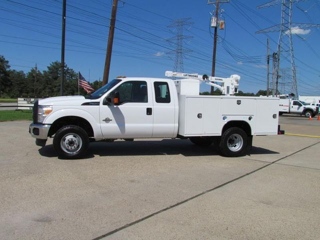 2013 Ford F350 Mechanics Service Truck 4x4 - 11921427 - 5