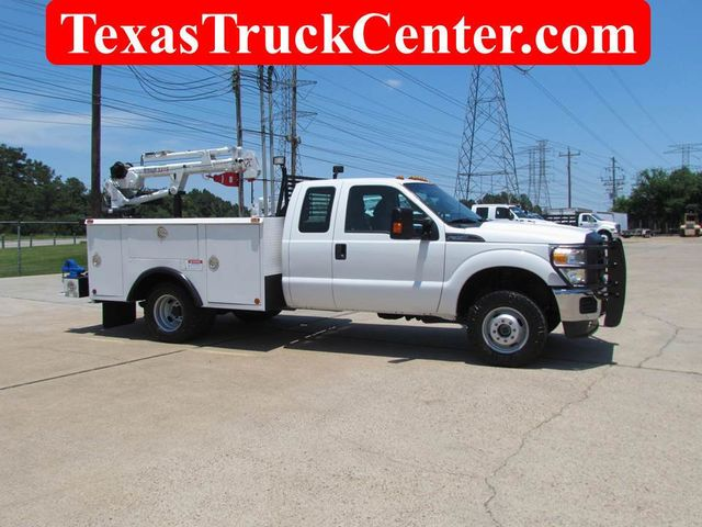 2013 Ford F350 Mechanics Service Truck 4x4 - 15807446 - 0