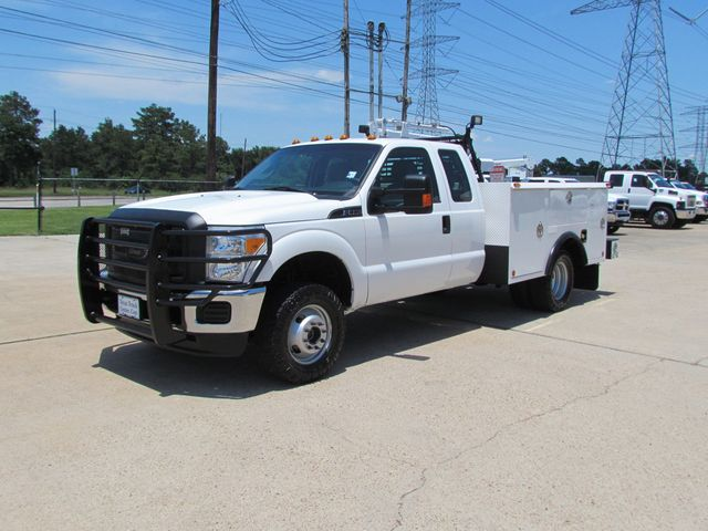 2013 Ford F350 Mechanics Service Truck 4x4 - 15807446 - 3