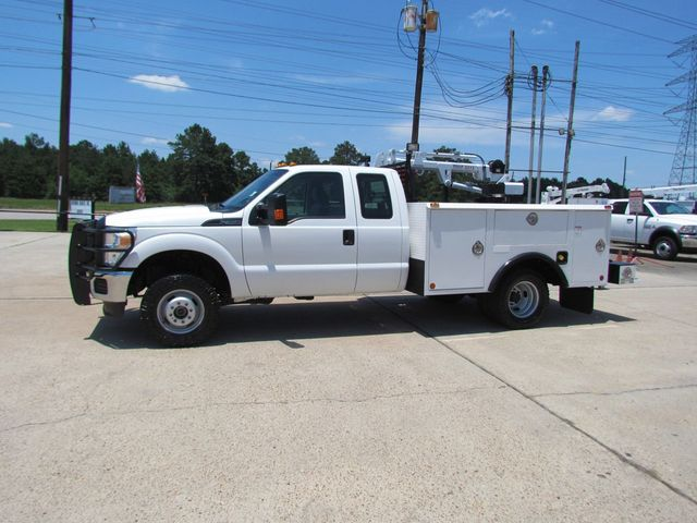 2013 Ford F350 Mechanics Service Truck 4x4 - 15807446 - 4