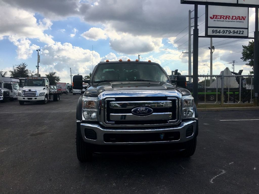 2013 Ford F550 MPL40 WRECKER TOW TRUCK JERR-DAN. 4X2 EXENTED CAB - 18374761 - 2