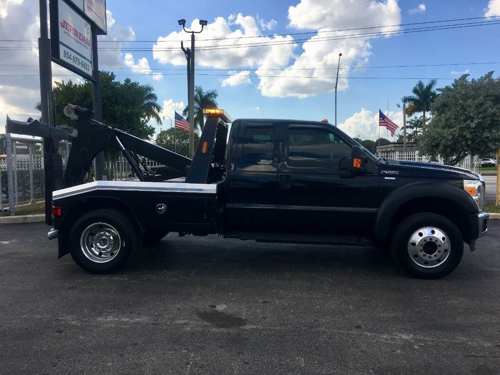 2013 Ford F550 MPL40 WRECKER TOW TRUCK JERR-DAN. 4X2 EXENTED CAB - 18374761 - 7