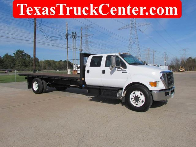 Dealer Video - 2013 Ford F650 Flatbed - 15424303