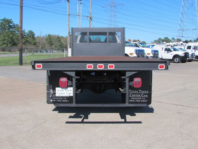 2013 Ford F650 Flatbed - 15424303 - 9