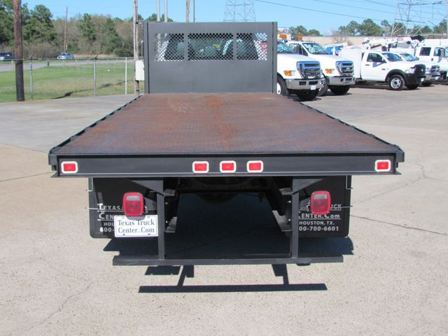 2013 Ford F650 Flatbed - 15424303 - 10