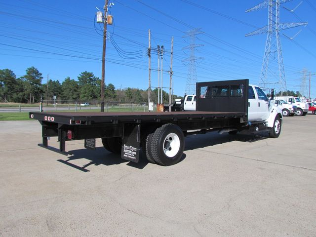 2013 Ford F650 Flatbed - 15424303 - 11