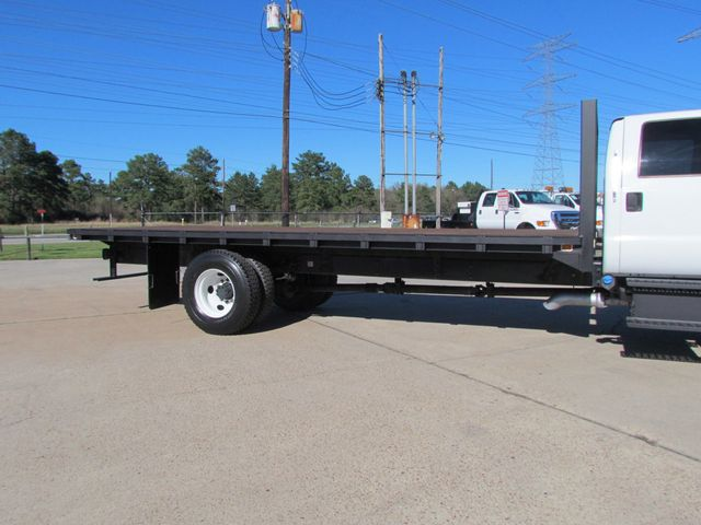 2013 Ford F650 Flatbed - 15424303 - 12