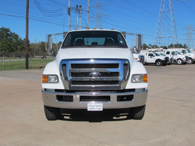 2013 Ford F650 Flatbed - 15424303 - 1