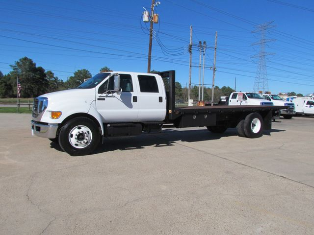2013 Ford F650 Flatbed - 15424303 - 3