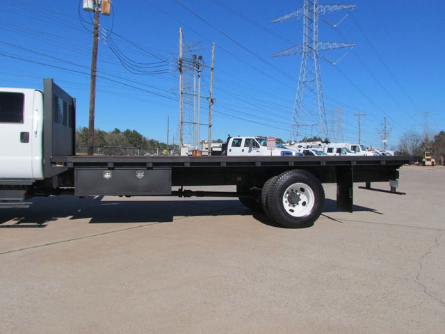 2013 Ford F650 Flatbed - 15424303 - 4