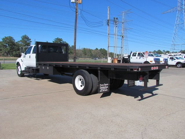 2013 Ford F650 Flatbed - 15424303 - 6