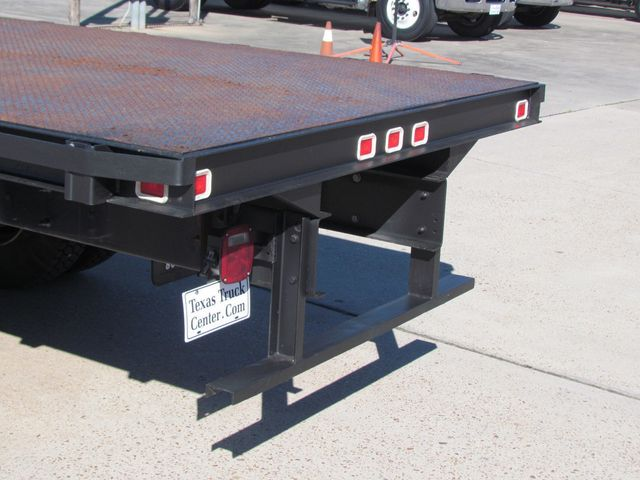 2013 Ford F650 Flatbed - 15424303 - 8