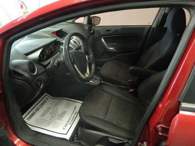 2013 Ford Fiesta 2013 FORD FIESTA SE LOW MILES AUTOMATIC  - Click to see full-size photo viewer