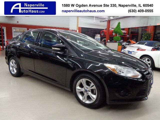 2013 Ford Focus 4dr Sedan SE - 18277015 - 0