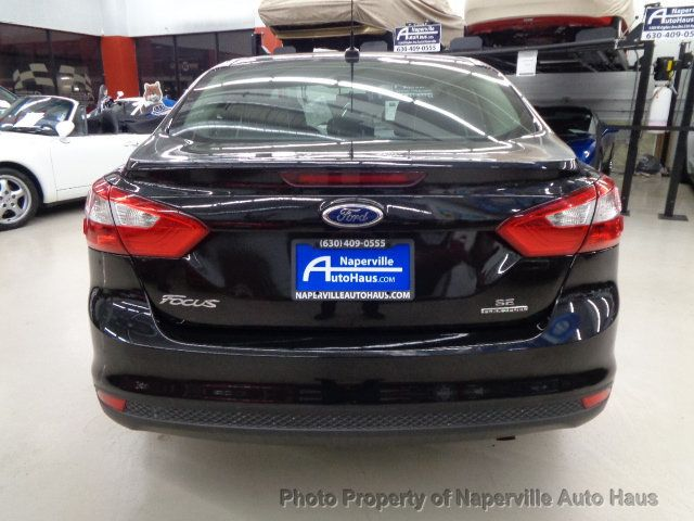 2013 Ford Focus 4dr Sedan SE - 18277015 - 3