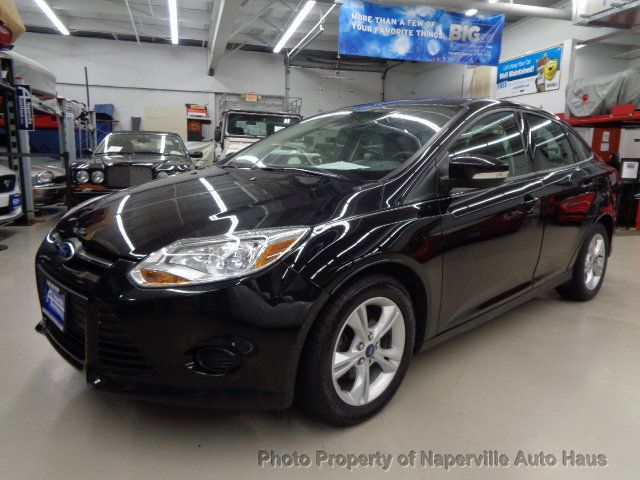 2013 Ford Focus 4dr Sedan SE - 18277015 - 40