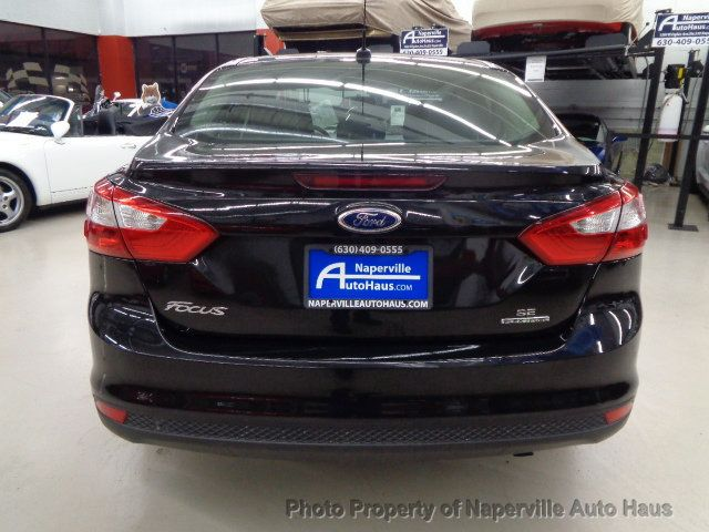 2013 Ford Focus 4dr Sedan SE - 18277015 - 42