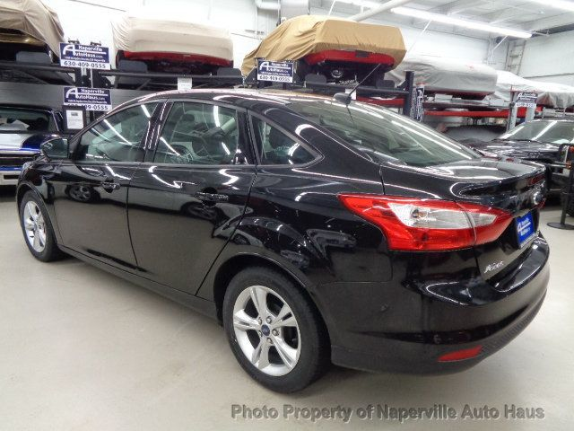 2013 Ford Focus 4dr Sedan SE - 18277015 - 4