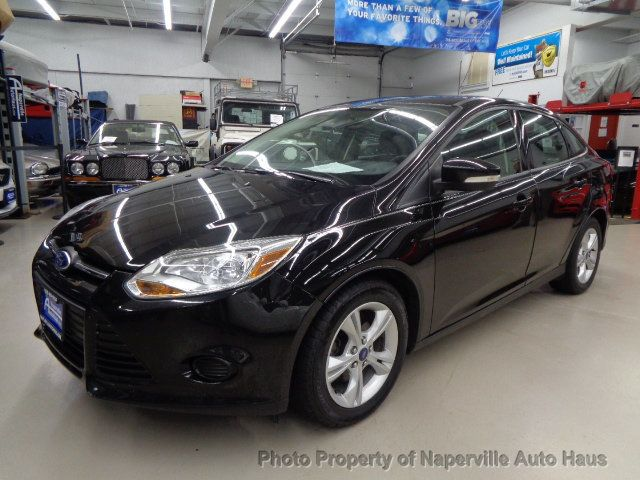 2013 Ford Focus 4dr Sedan SE - 18277015 - 6